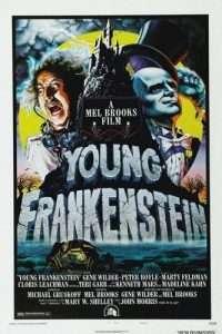 phim young frankenstein 200x300 8 phim hay về Frankenstein định hình nỗi sợ của chúng ta