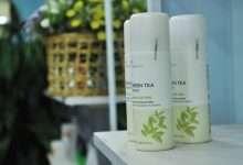 Photo of Đánh giá nước xịt khoáng The Face Shop Green Tea Water Purifying Moisture Mist