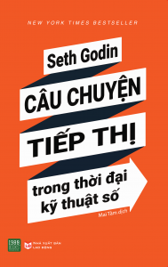 sach cau chuyen tiep thi 189x300 Những quyển sách hay nhất của Seth Godin