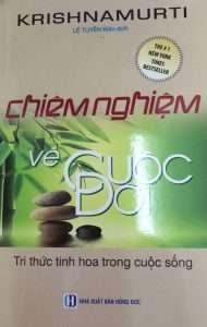 sach chiem nghiem ve cuoc doi 190x300 Những quyển sách hay nhất của Jiddu Krishnamurti