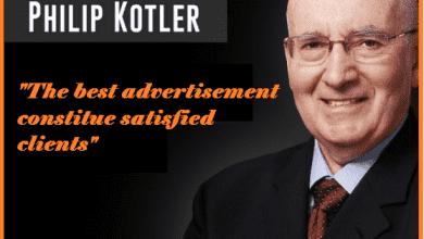 Photo of Những quyển sách hay nhất của Philip Kotler