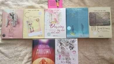 Photo of Những quyển sách hay nhất của Diệp Lạc Vô Tâm