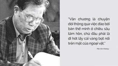 Photo of Những quyển sách hay nhất của Ma Văn Kháng