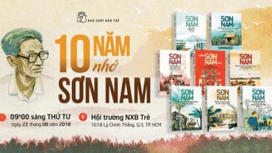 Photo of Những quyển sách hay nhất của Sơn Nam