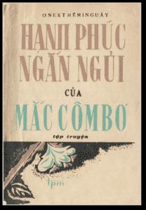 sach hanh phuc ngan ngui cua mac combo 208x300 Những quyển sách hay nhất của Ernest Hemingway