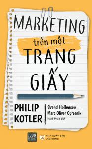 sach marketing tren mot trang giay 186x300 Những quyển sách hay nhất của Philip Kotler
