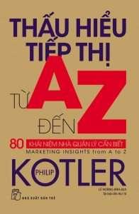 sach thau hieu tiep thi tu a den z 196x300 Những quyển sách hay nhất của Philip Kotler