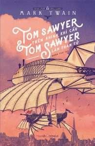 sach tom sawyer tren khinh khi cau 195x300 Những quyển sách hay nhất của Mark Twain