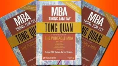 Photo of 7 sách hay về MBA ngắn gọn, súc tích, đi thẳng vào thực tế