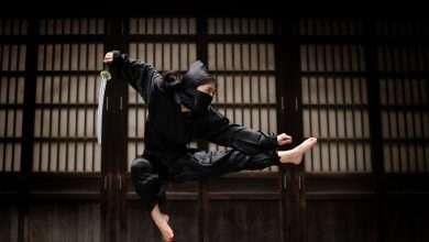 Photo of 4 sách hay về Ninja đầy thú vị