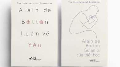 Photo of Những quyển sách hay nhất của Alain De Botton
