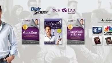 Photo of Những quyển sách hay nhất của Blair Singer