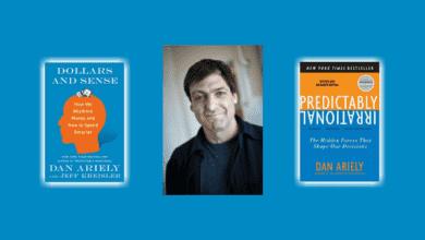 Photo of Những quyển sách hay nhất của Dan Ariely