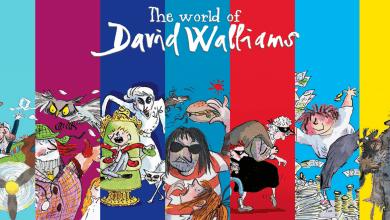 Photo of Những quyển sách hay nhất của David Walliams