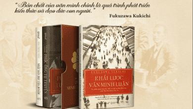 Photo of Những quyển sách hay nhất của Fukuzawa Yukichi