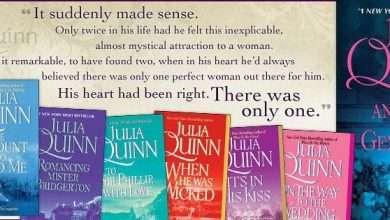 Photo of Những quyển sách hay nhất của Julia Quinn