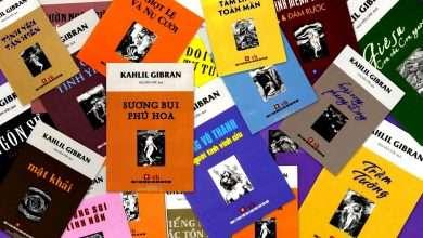 Photo of Những quyển sách hay nhất của Kahlil Gibran
