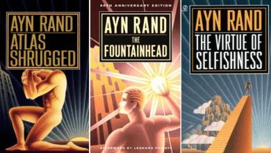 Photo of Những quyển sách hay nhất của Ayn Rand