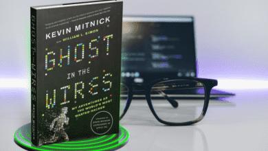 Photo of Những quyển sách hay nhất của Kevin Mitnick