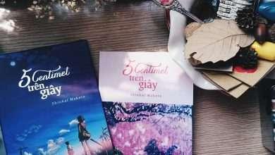 Photo of Những quyển sách hay nhất của Shinkai Makoto