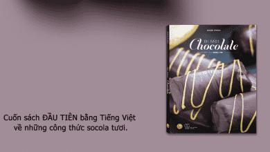Photo of 4 sách hay về chocolate mang tới cho bạn niềm cảm hứng ngọt ngào
