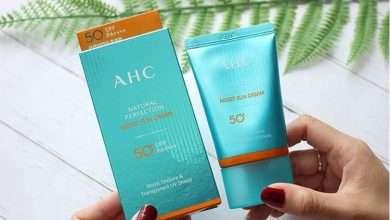 Photo of 9 sản phẩm kem chống nắng AHC dành cho da mặt tốt nhất
