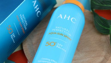 Photo of 7 loại kem chống nắng AHC sử dụng cho da toàn thân