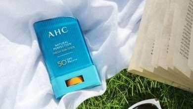 Photo of Bộ đôi kem chống nắng AHC có khả năng chống nước