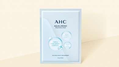Photo of Đánh giá mặt nạ dưỡng ẩm AHC Aqualuronic Deep Moisture Mask