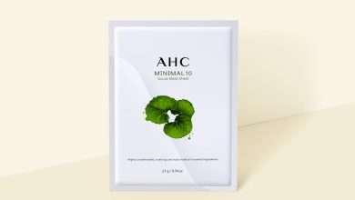 Photo of Đánh giá mặt nạ dưỡng da AHC Minimal 10 Gauze Mask Sheet