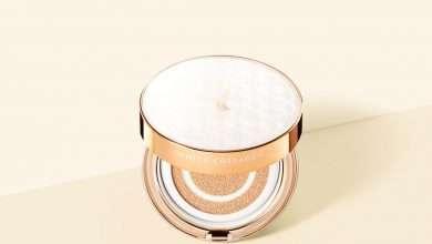 Photo of Đánh giá phấn nền trang điểm AHC White Collagen Cover Ring Cushion