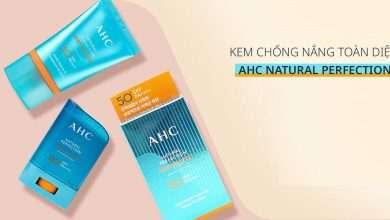 Photo of Review 9 dòng kem chống nắng AHC của Hàn Quốc