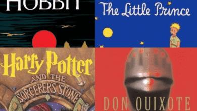Photo of 10 sách được đọc nhiều nhất thế giới