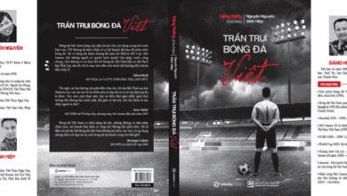 Photo of 5 sách hay về bóng đá Việt Nam đầy sinh động và chân thực