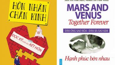 Photo of 10 sách nên đọc trước khi kết hôn để có một cuộc hôn nhân hạnh phúc