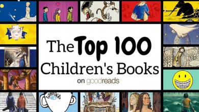 Photo of 100 cuốn sách thiếu nhi hay nhất mọi thời đại