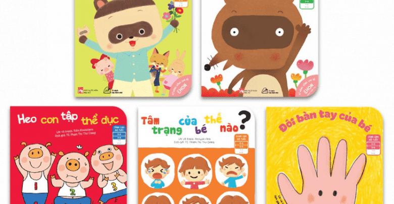 6 quyển sách kỹ năng sống cho trẻ mang lại những bài học ý nghĩa -  Vnwriter.net