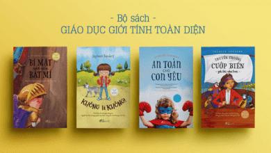 Photo of 9 quyển sách giáo dục giới tính cho trẻ gần gũi và đầy bổ ích