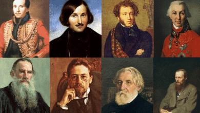 Photo of 15 nhà văn nổi tiếng nước Nga